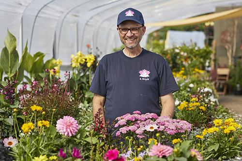 Riechers Pflanzenwelt | Roland Strauß